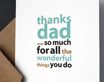 Thank You Letter To My Child